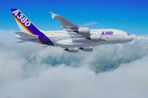 A380 to make debut in the north-west