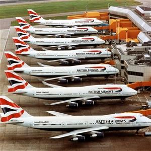 BA Heathrow Airport strikes begin