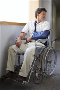 Belfast Airport helps disabled passengers