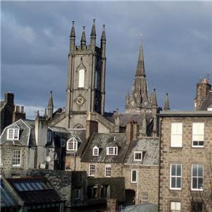 Forecourt project begins at Aberdeen