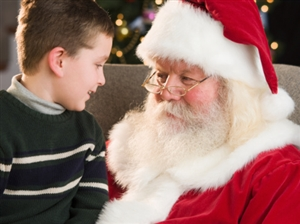 Leeds Bradford Airport and Ryanair in charity Santa flight