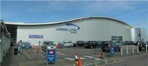 Road closure at Luton Airport