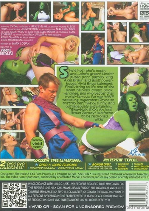 She-Hulk XXX: An Axel Braun Parody Vivid Porn