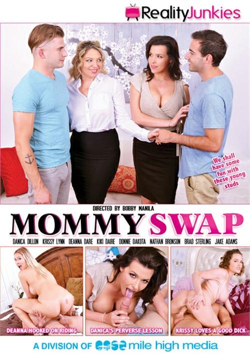 Mommy Swap XXX DVD from Reality Junkies