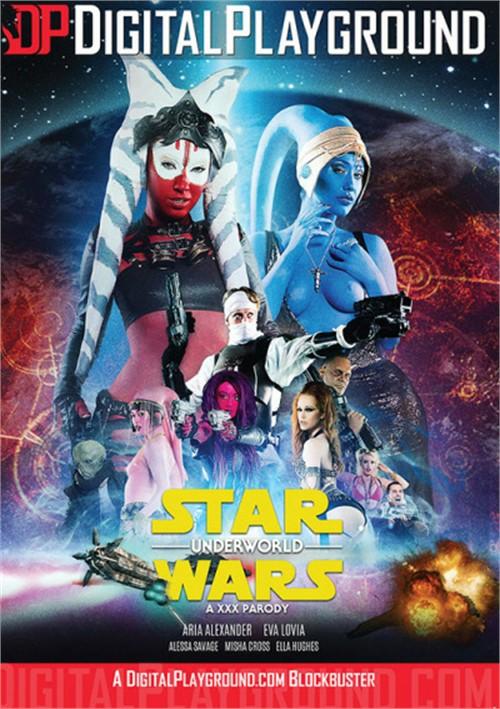 Star Wars Underworld: A XXX Parody Film