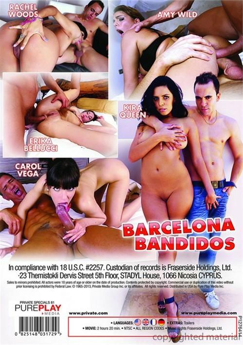 Barcelona Bandidos 1 Private XXX