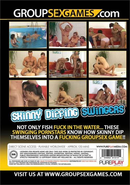 Película porno Skinny Dipping Swingers (2017) XXX Gratis Girls Love Clean Cocks