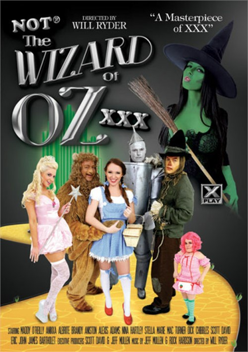 Pulse Pictures Present Not Wizard of Oz XXX Parody Porn