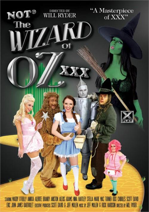 Pulse Pictures Present Not Wizard of Oz XXX Parody Porn