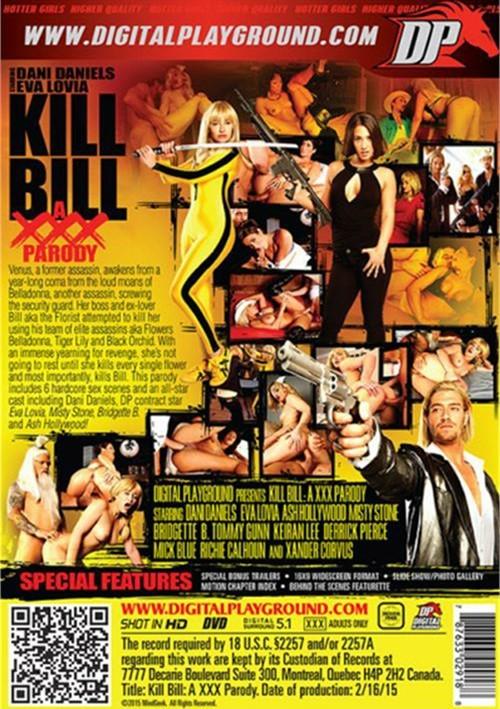 Digital Playground Presents Kill Bill A XXX Parody Movie DVD