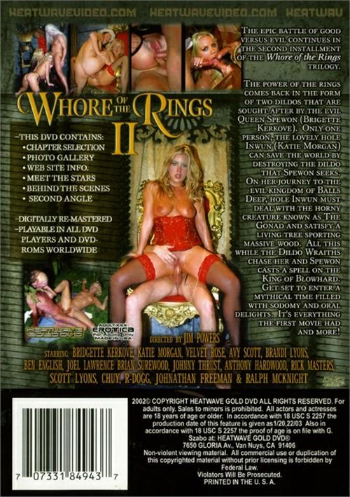Whore of the Rings XXX Porn Parody Movie