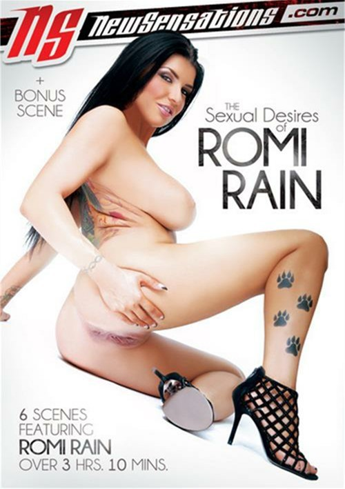 The Sexual Desires Of Romi Rain