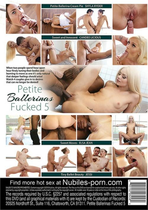 Petite Ballerinas Fucked 5, Nubiles, Jessi, Elsa Jean, Shyla Ryder, Candee Licious, 18+ Teens,All Sex,Big Cocks,Petite,Small Tits