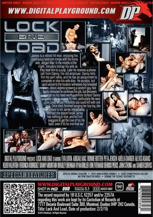 Lock and Load Digital Playground XXX
