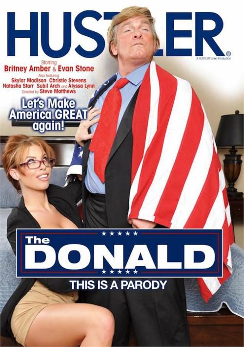 Hustler Presents The Donald A XXX Porn Parody