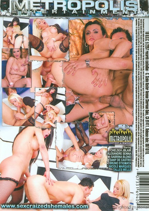Sex Crazed Shemales Vol. 12 Streaming Video On Demand