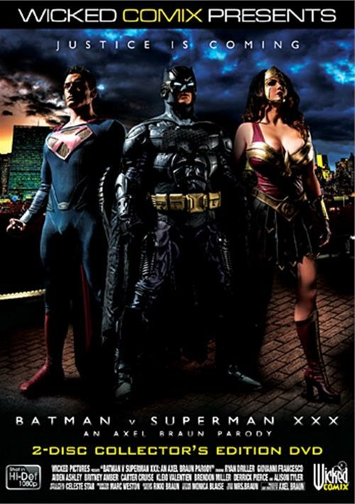 Batman V Superman XXX Parody Films
