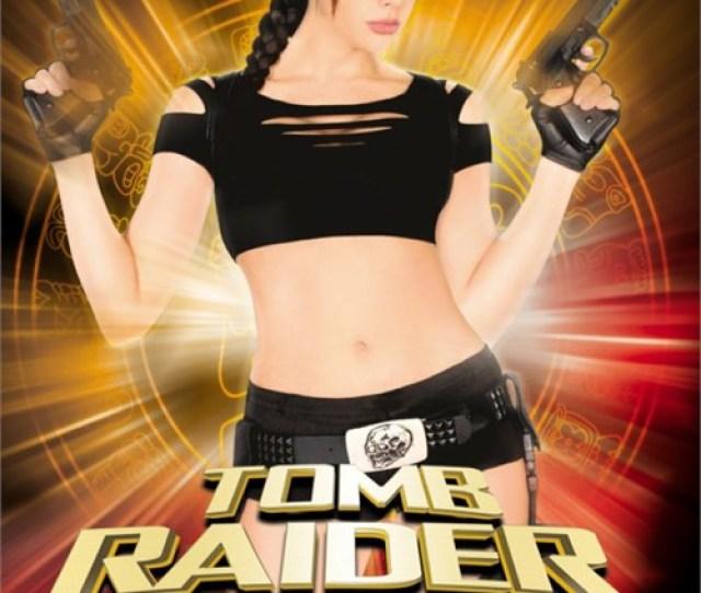 Rollerblading Nude Regardez Parodie X De Tomb Raider