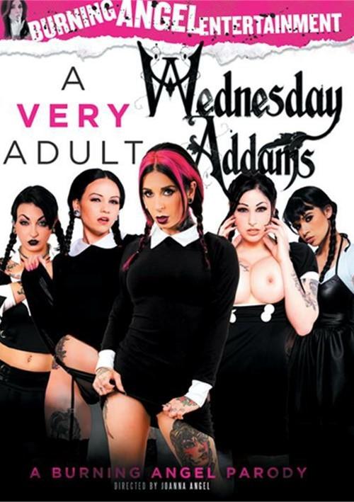 A Very Adult Wednesday Addams Porn Parody