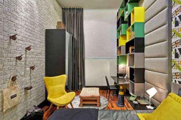 Uma decoração pensada no amadurecimento é o ideal para manter a composição por algum tempo, já que evita a troca do mobiliário  (Líder Interiores/Divulgação)
