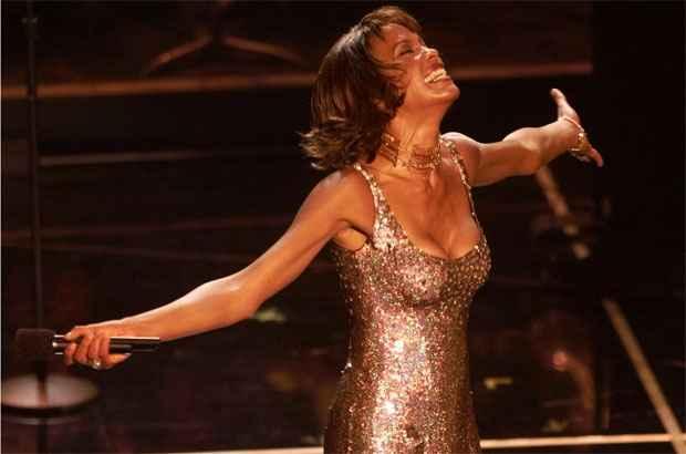 Whitney Houston. (AP Photo/Mark J.Terrill)