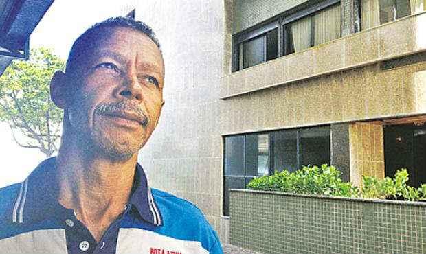 Segundo José Carlos, as intimidações começaram quando ele assumiu associação. Foto: Anamaria Nascimento/DP/D.A Press