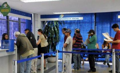 Agência do Instituto Nacional do Seguro Social (INSS) - Antonio Cruz/Arquivo Agência Brasil