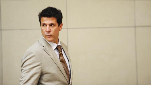 Advogado de Burguês entrará com medida cautelar para tucano seguir no cargo (Leandro Couri/EM/D.A Press)