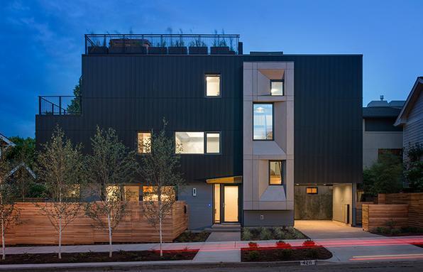 Park Passive by NK Architects - Construção reduz em até 90% o consumo de energia em comparação as casas convencionais - Divulgação/AIA