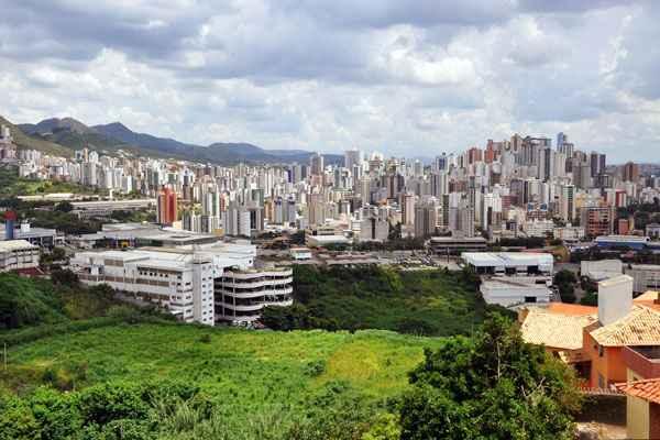 O Buritis é um dos bairros que mais crescem na capital, com localização estratégica (Eduardo de Almeida - RA Stúdio)