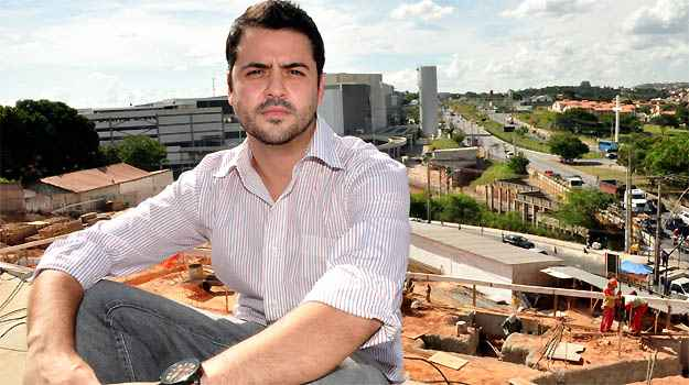 Gustavo Duarte, da Gaya Construtora: há um movimento de troca de casas por apartamentos (Eduardo de Almeida/RA Studio)