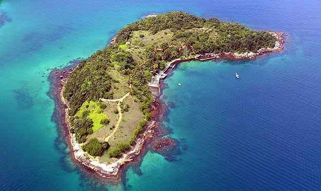 Ilha Esmeralda pode ser sua por R$ 15 milhões (Private Islands/Divulgação)