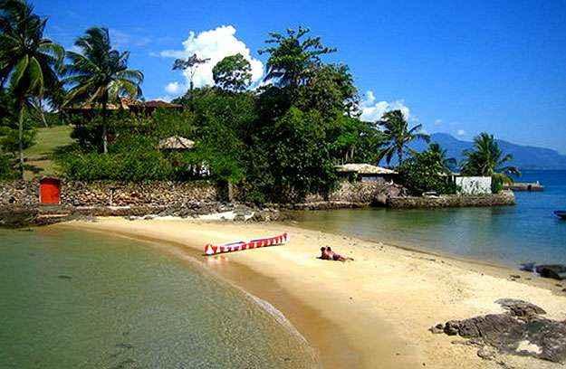 Ilha Piedade pode ser alugada a partir de R$ 20 mil a diária (Private Islands/Divulgação)