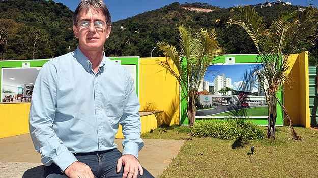 Francisco de Castro, da Terra a Teto Engenharia, diz que demanda por condomínios chega à classe C (Eduardo de Almeida/RA Studio)