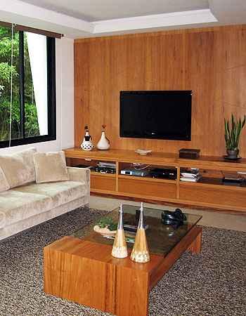 Tapetes contribuem para a acústica do ambiente (Evaldo Rios/Divulgação)