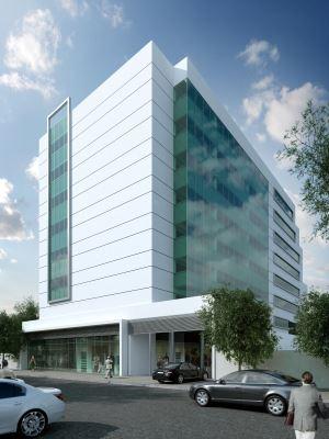 Edifício Marly Viana fica próximo à região onde se encontram os maiores e mais importantes hospitais públicos de Minas Gerais - EPO/Divulgação