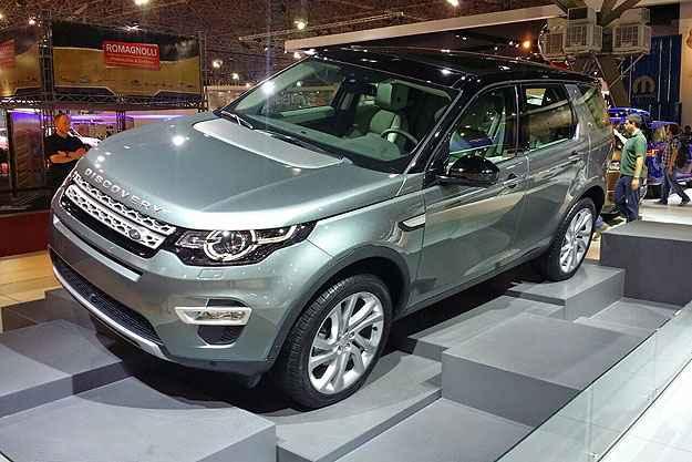Land Rover Discovery Deporte será producida en Brasil: R $ 179.990 (Pedro Cerqueira / MS / DA Press)