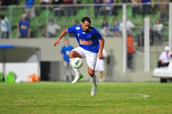 Veja imagens do jogo entre Cruzeiro e Ponte Preta, no Independência - Alexandre Guzanche/EM DA Press