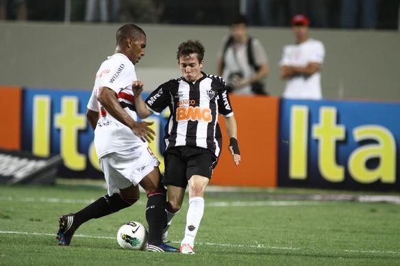 Imagens de Atlético x São Paulo, no Independência  - Rodrigo Clemente/EM/D.A Press
