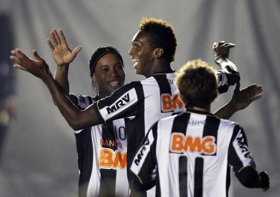 Jogo válido pela segunda rodada do grupo 3 da Libertadores - AFP PHOTO