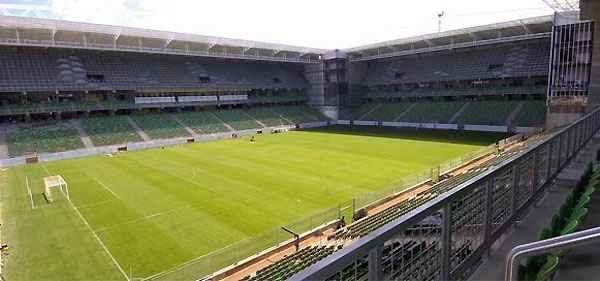 Estádio Independência volta à mira do Ministério Público por acessibilidade ruim para deficientes (EM/D.A Press)