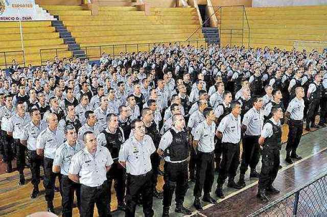 Para aumentar a sensação de segurança dos brasilienses a ordem é destacar mais homens no policiamento ostensivo em todo o Distrito Federal (Adauto Cruz/CB/D.A Press - 6/12/11)