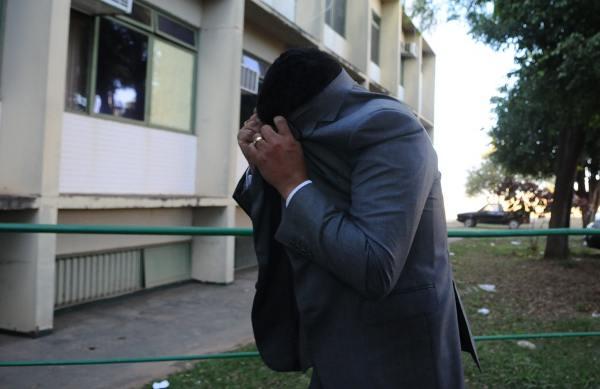 Até o momento, dois homens foram presos e cinco estão foragidos (Monique Renne/CB/D.A.Press)