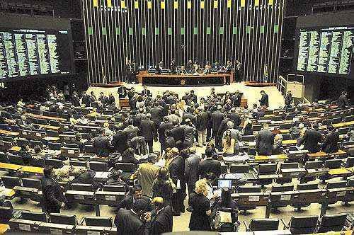 Em 2012, quatro parlamentares responderam a processos no Conselho de Ética e nenhum perdeu o mandato: caso do mensalão, entretanto, deve seguir direto para CCJ por ter transitado em julgado (Iano Andrade/CB/D.A Press)