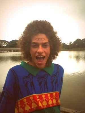 Artur Paschoali está desaparecido no Peru desde 21/12 (Arquivo Pessoal)