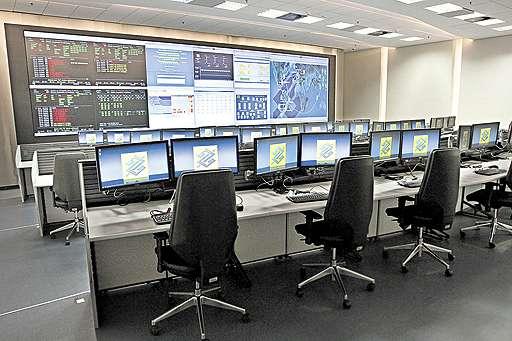 O Datacenter abrigará os equipamentos de tecnologia de informação da Caixa e do Banco do Brasil (Roberto Barroso/GDF)
