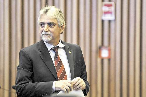 Deputado afirma que não há provas contra ele já que partiram do GDF a liberação e a execução da emenda de sua autoria em festa de Sobradinho (Breno Fortes/CB/D.A Press - 2/5/12)
