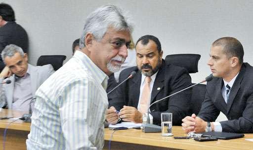 Para a Justiça, Raad Massouh deve ser julgado por voto secreto (Ronaldo Oliveira/CB/D.A Press - 13/8/13)