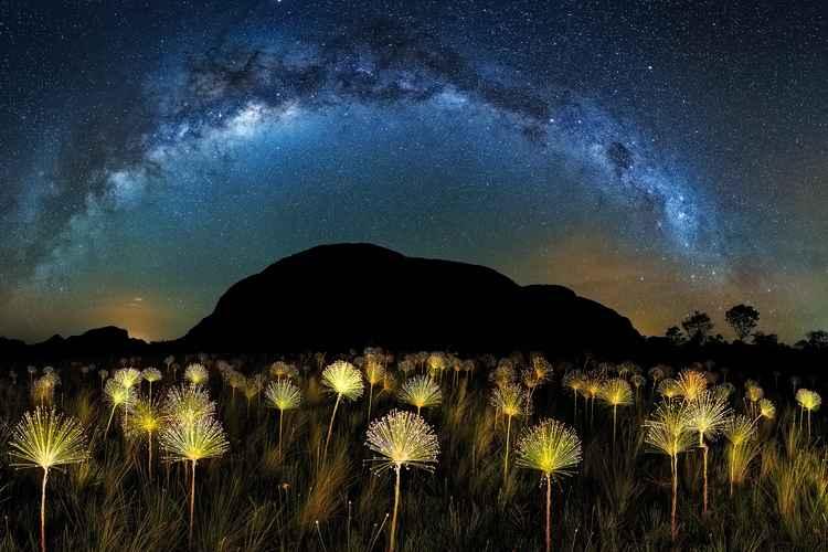 Marcio Cabral/Divulga  Roteiros onde o céu é a estrela provam que vale a pena esperar pela noite 20170412131646224249o