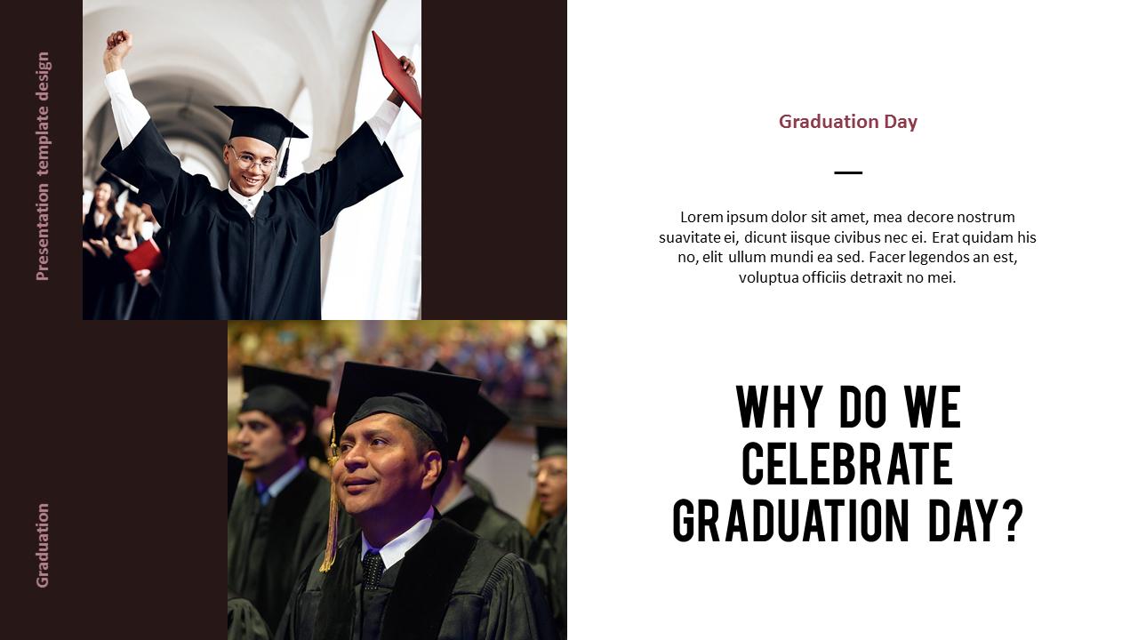 Graduation Ceremony Presentation Powerpoint Templates Design